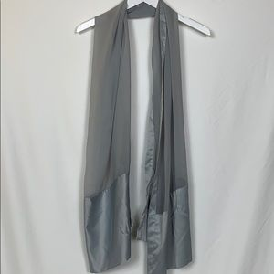 Style&co. Blueish grey scarf, 109% polyester